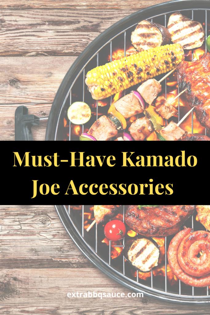 Top 7 Best Kamado Joe Accessories