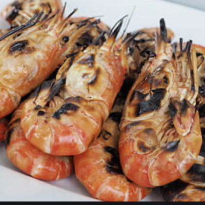 Easy Grilled Garlic Butter Shrimp Recipe