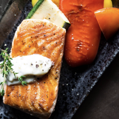 How To Grill A Salmon On Traeger Grill