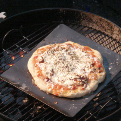 How To Grill A Pizza- Tips on Cooking Pizza on a Grill!