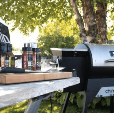 Chimp Tailgater Wood Pellet Grill Review- Everything you need to know!