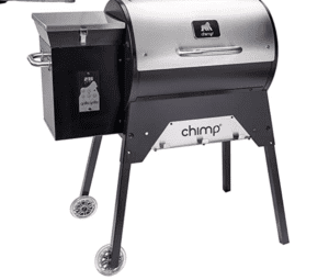Chimp Tailgater Wood Pellet Grill