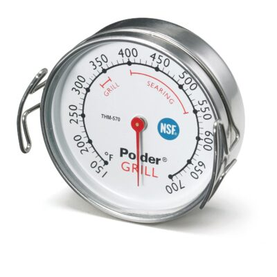 How To Use A Grill Surface Thermometer