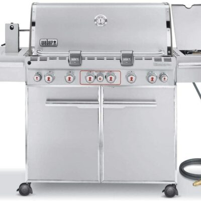 [Top Rated] Best Natural Gas Grills 2021