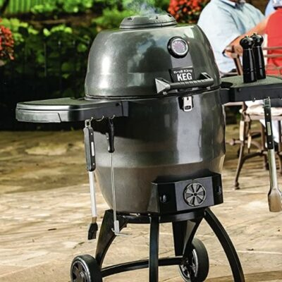 Broil King Keg 2000 Vs. 5000