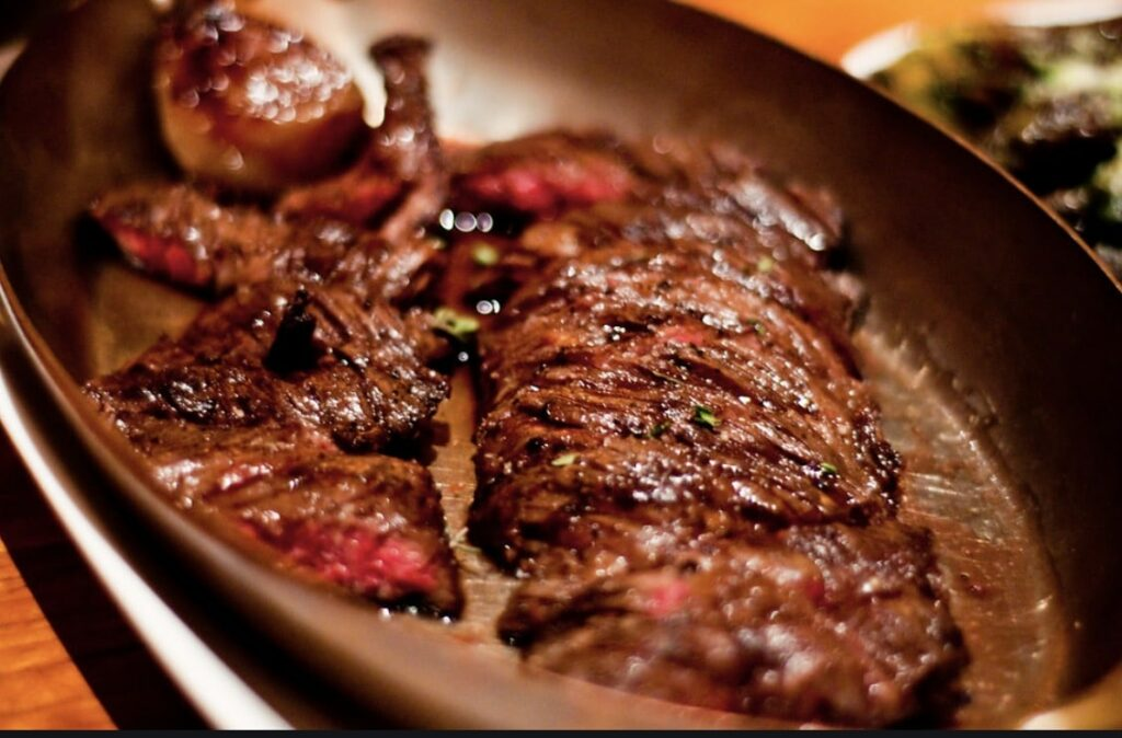 How To Cook Skirt Steak On Cast Iron Skillet