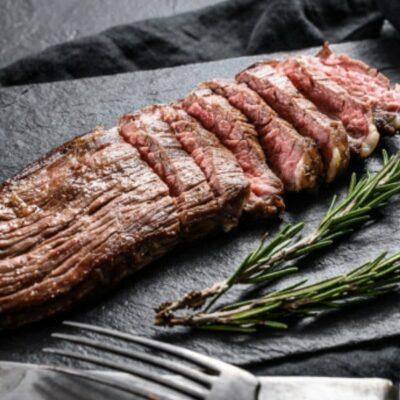 How To Cook The Perfect Kamado Joe Flank Steak