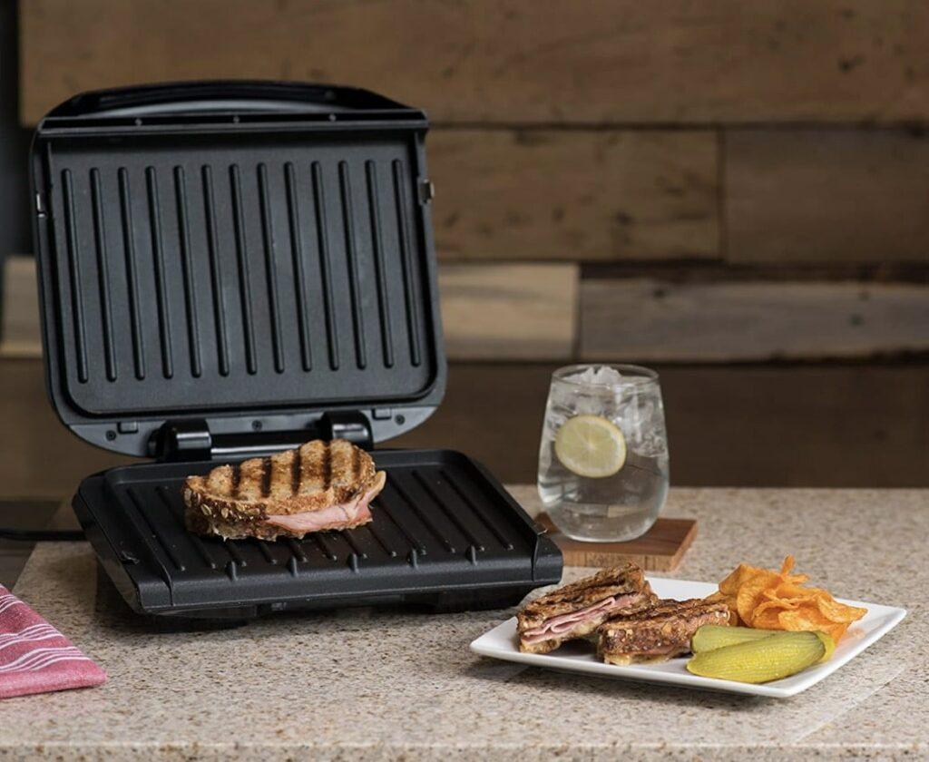 How To Cook Rib Eye Steak On George Foreman Grill