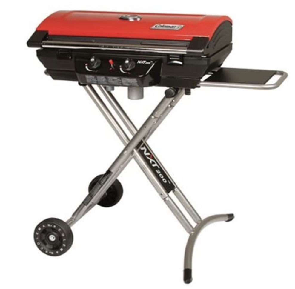 Coleman NXT 200 Portable Grill Review