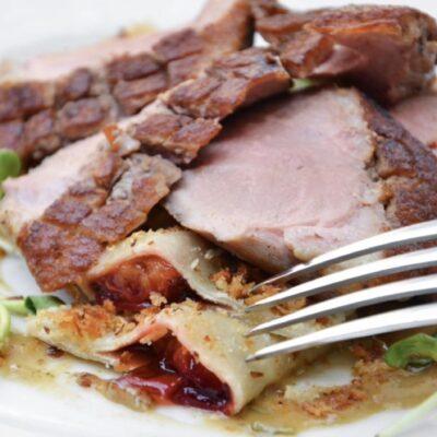 Pork Loin Roast Recipes on Traeger Grill