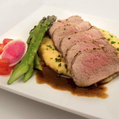 Pork Tenderloin Recipe on aTraeger Grill