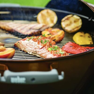 Weber Jumbo Joe 22 Vs Weber Original Kettle 22 Grill