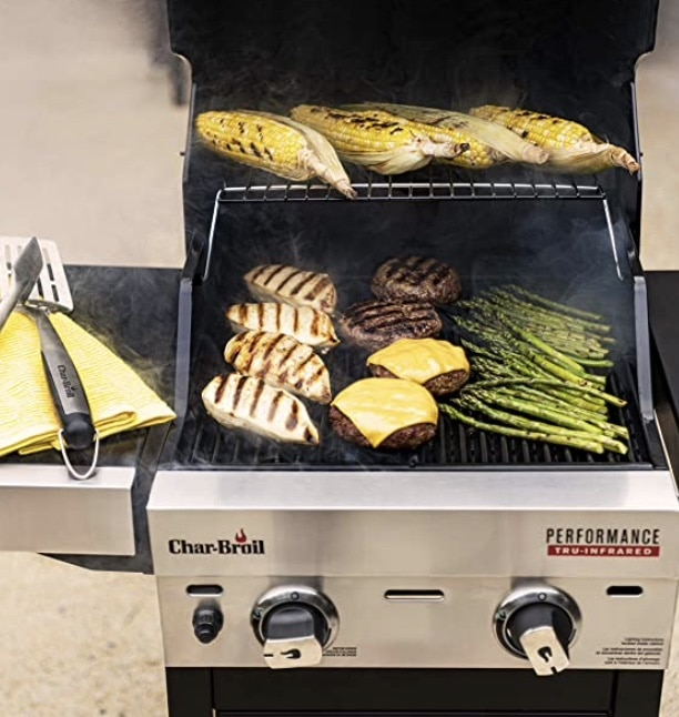 HOW TO CLEAN YOUR CHAR-BROIL INFRARED GRILL